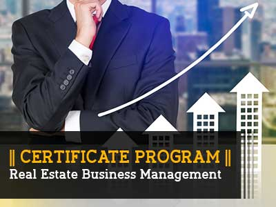 Certificate Program_Real Estate Business Management