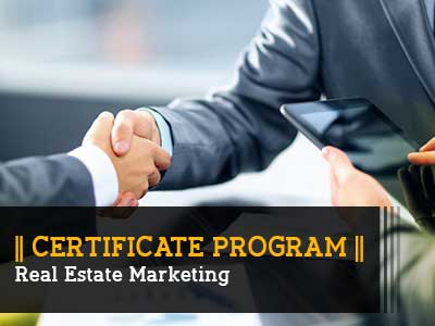 Certificate Program_Real Estate Marketing