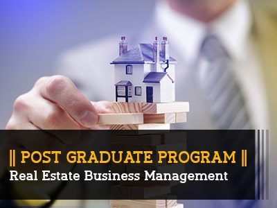 PG Program – Real Estate Business Management || 6 Months || Online Live Program