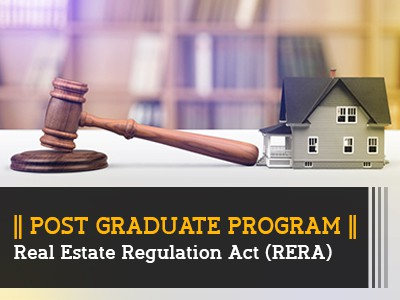 Post Graduate Programs_Real Estate Regulation Act (RERA)