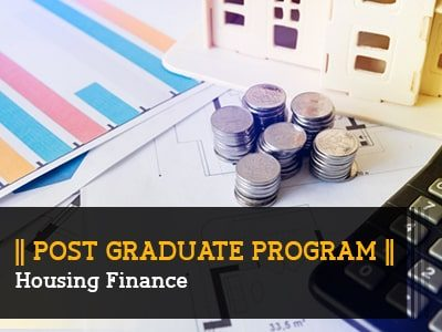 PG Program – Housing Finance || 6 Months || Online Live Program