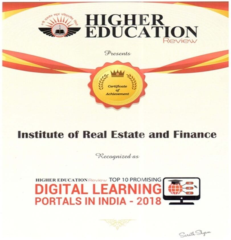 Higher Education Award