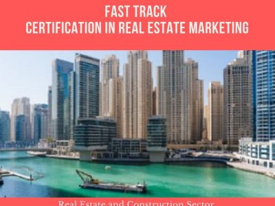 Certificate in Real Estate Marketing ( Fast Track )