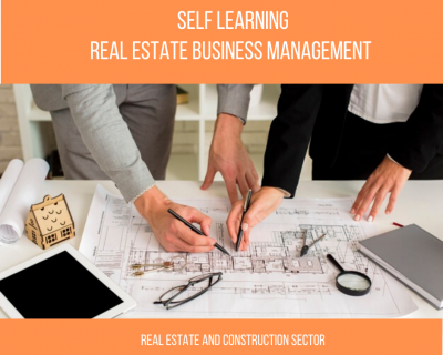 PG Certificate Program – Real Estate Business Management     1 Month    Self Learning Course