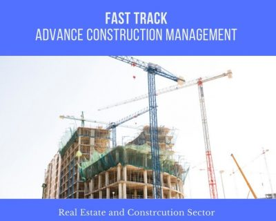 Fast Track Professional Certification in Advance Construction Management