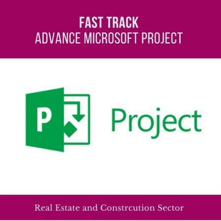 Certificate in Advance Microsoft-Project ( Fast Track )
