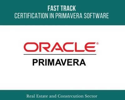 Fast Track Certification in Primavera Software
