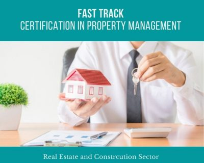 Fast Track Certification in Property Management