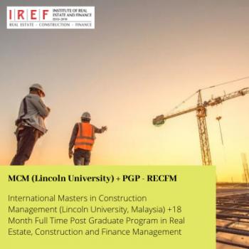 MCM(Lincoln University) + PGP-RECFM